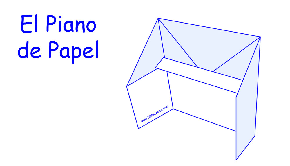 El Piano de Papel