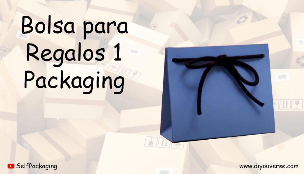 Bolsa para Regalos 1 Packaging