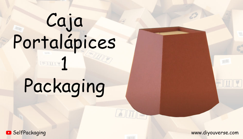 Caja Portalápices 1 Packaging