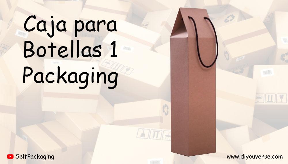 Caja para Botellas 1 Packaging