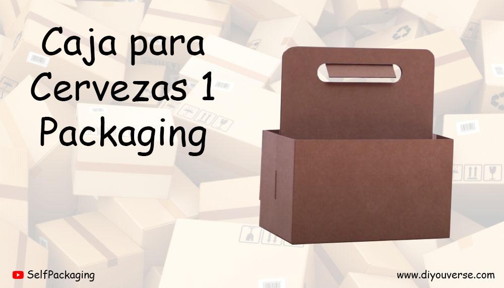 Caja para Cervezas 1 Packaging