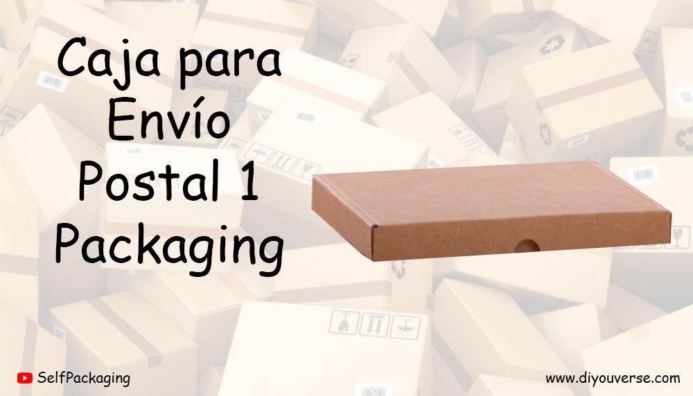 Caja para Envío Postal 1 Packaging