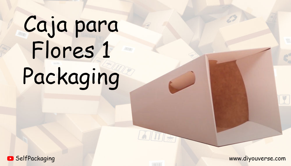 Caja para Flores 1 Packaging