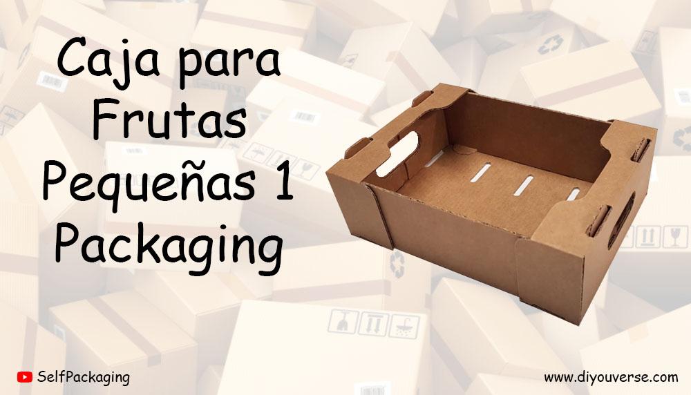 Caja para Frutas Pequeñas 1 Packaging