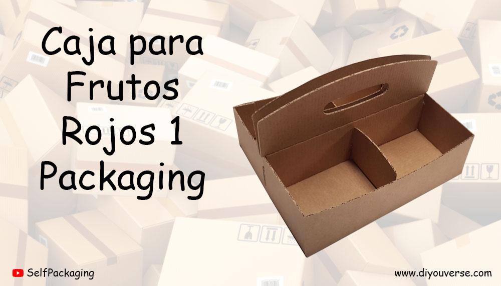 Caja para Frutos Rojos 1 Packaging