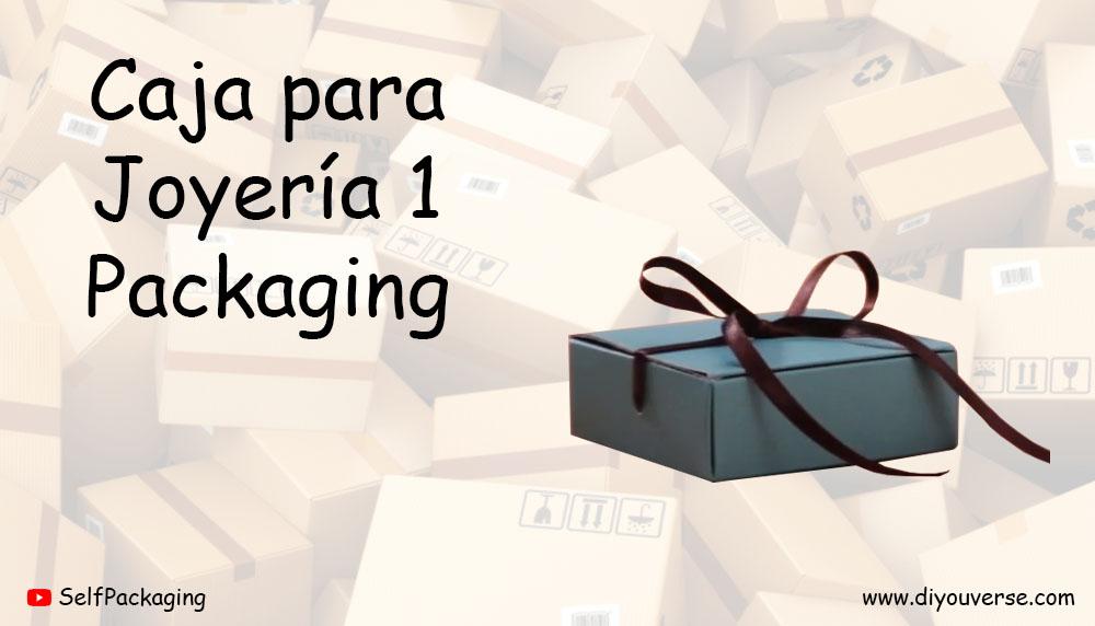 Caja para Joyería 1 Packaging