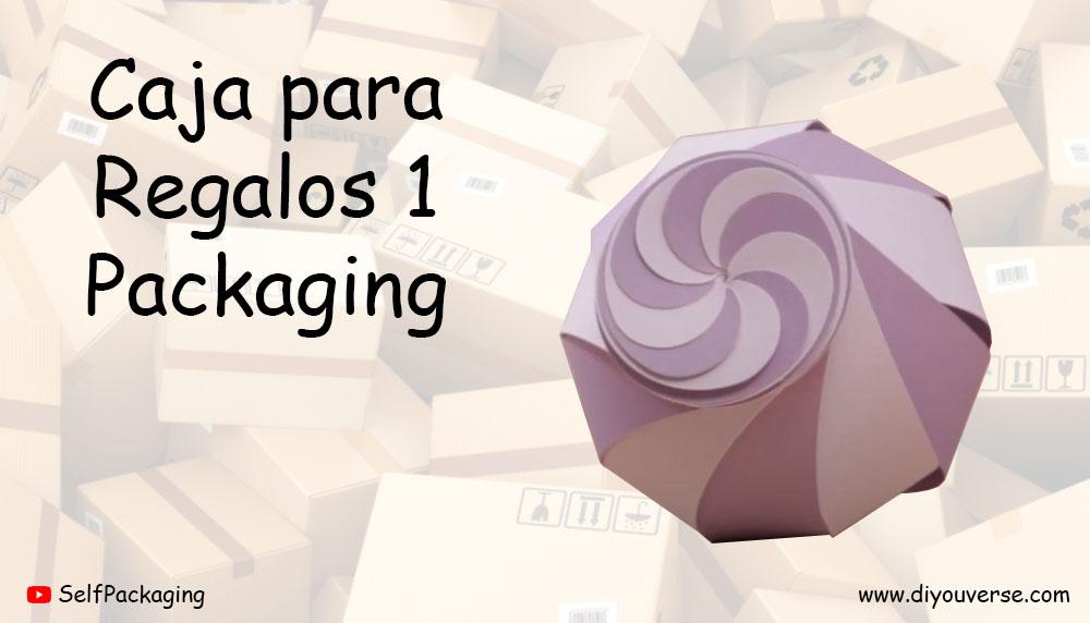 Caja para Regalos 1 Packaging