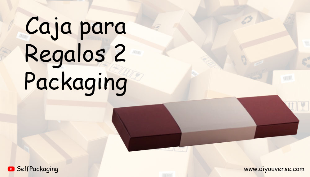 Caja para Regalos 2 Packaging