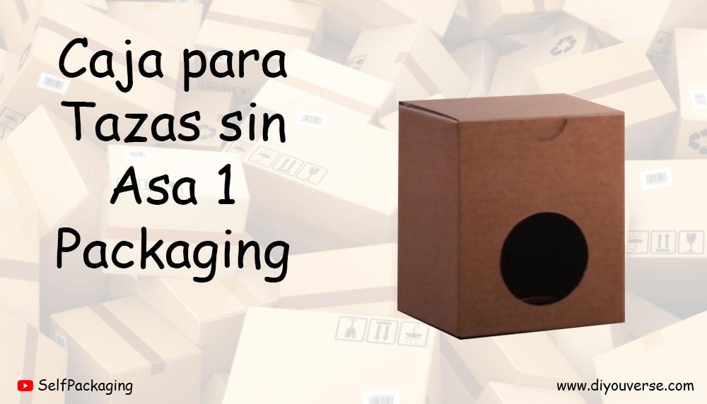 Caja para Tazas sin Asa 1 Packaging