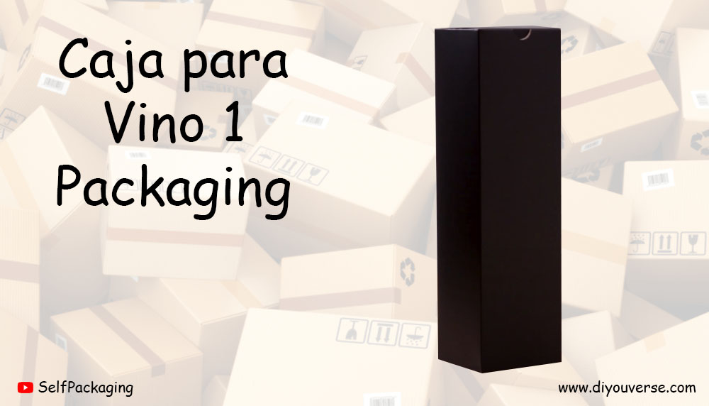 Caja para Vino 1 Packaging