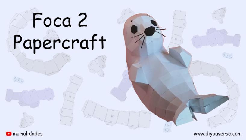 Foca 2 Papercraft