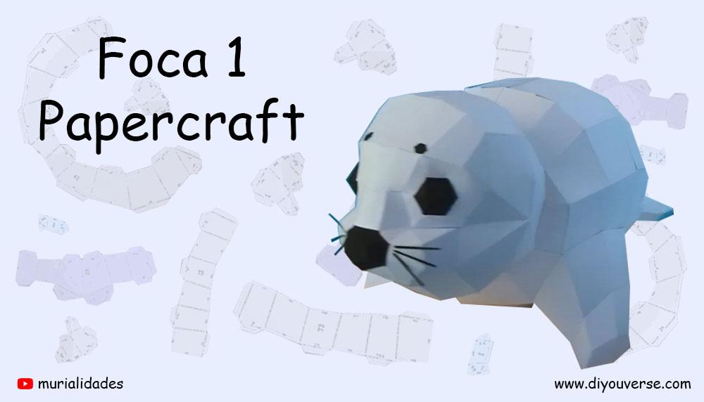 Foca 1 Papercraft