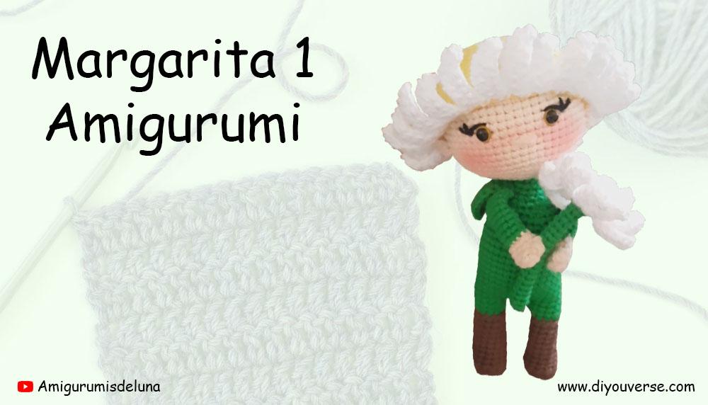 Margarita 1 Amigurumi
