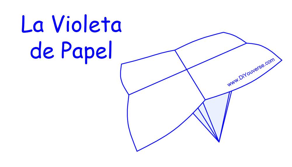 La Violeta de Papel