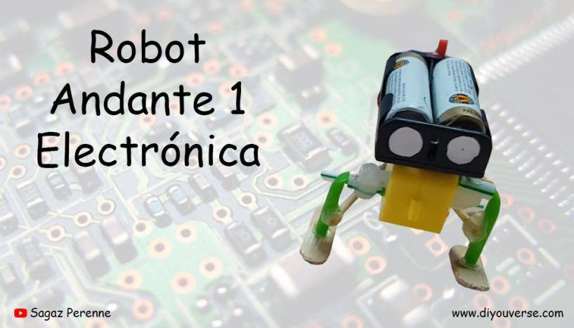 Robot Andante 1 Electronica