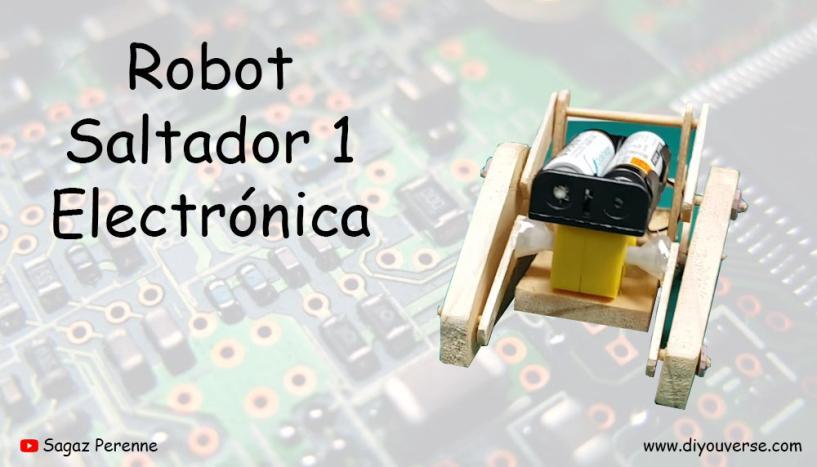 Robot Saltador 1 Electronica