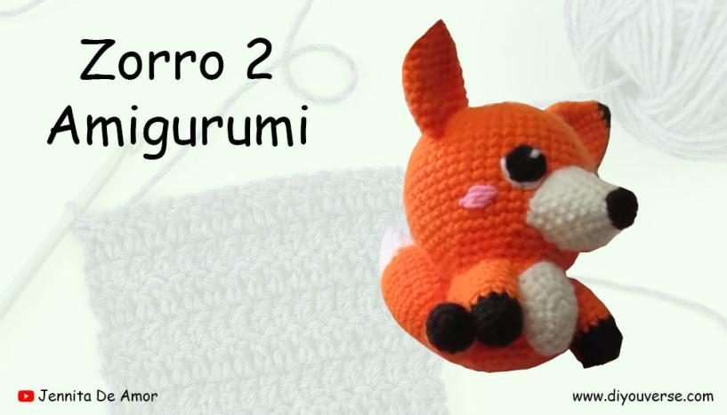Zorro 2 Amigurumi