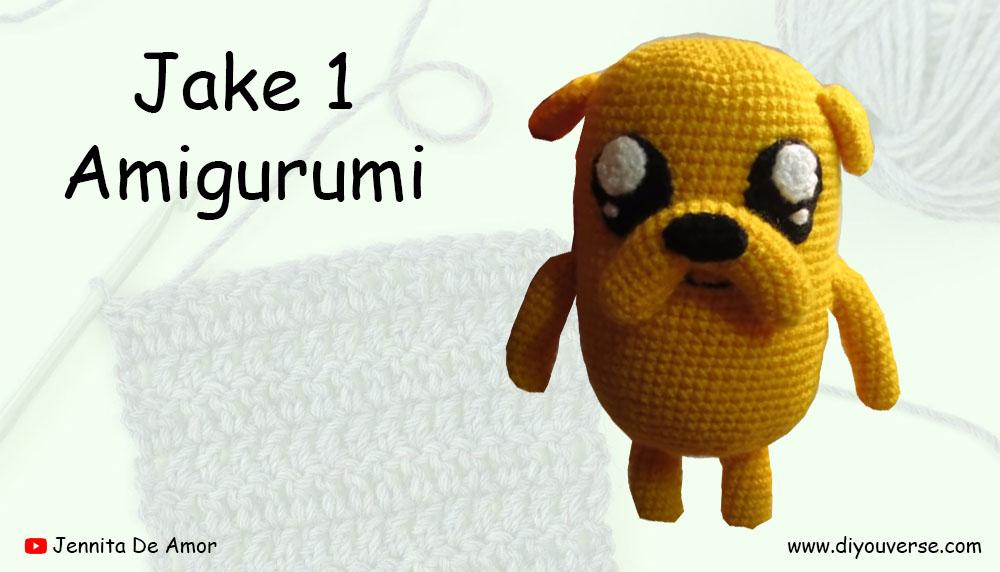 Jake 1 Amigurumi