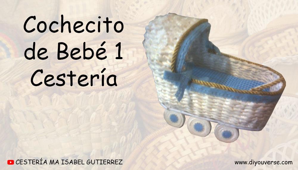 Cochecito de Bebé 1 Cestería