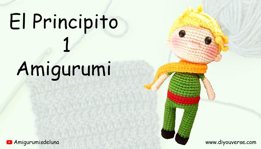 El Principito 1 Amigurumi