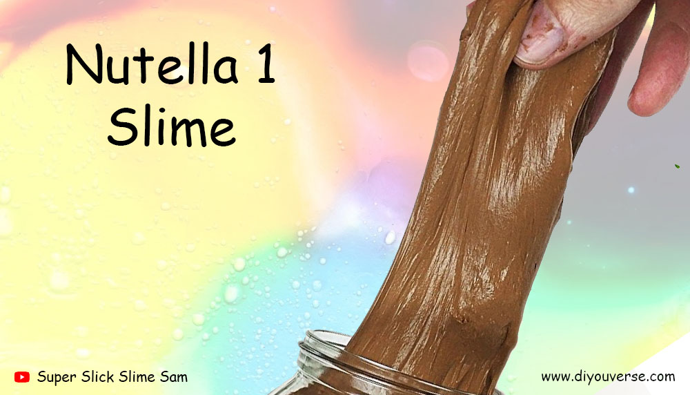 Nutella 1 Slime