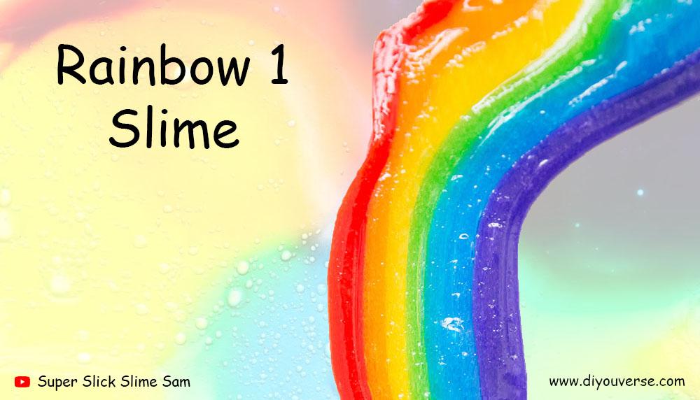 Rainbow 1 Slime