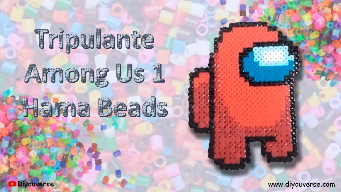 Among Us 1 Hama Beads