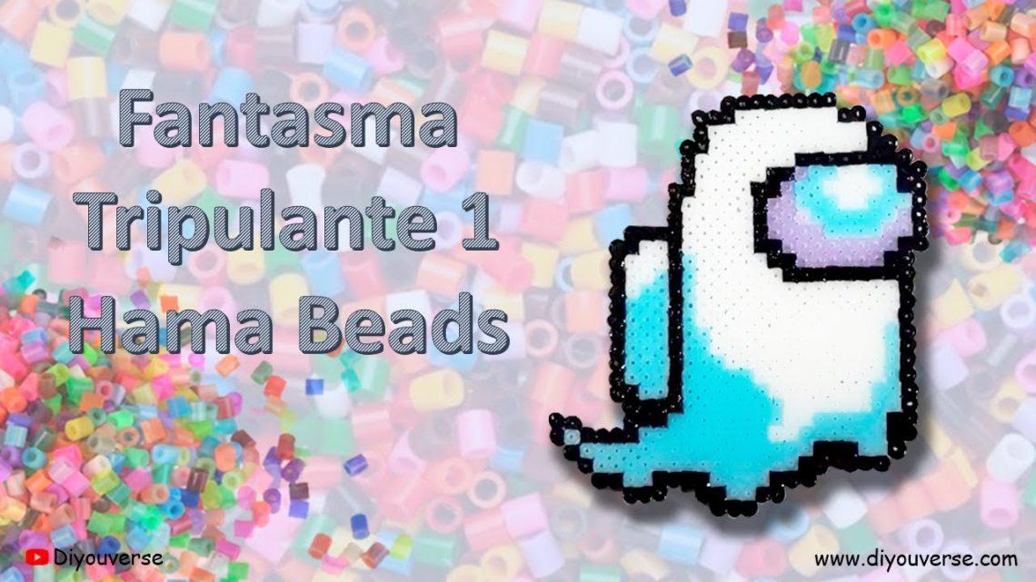 Fantasma Tripulante 1 Hama Beads Among Us