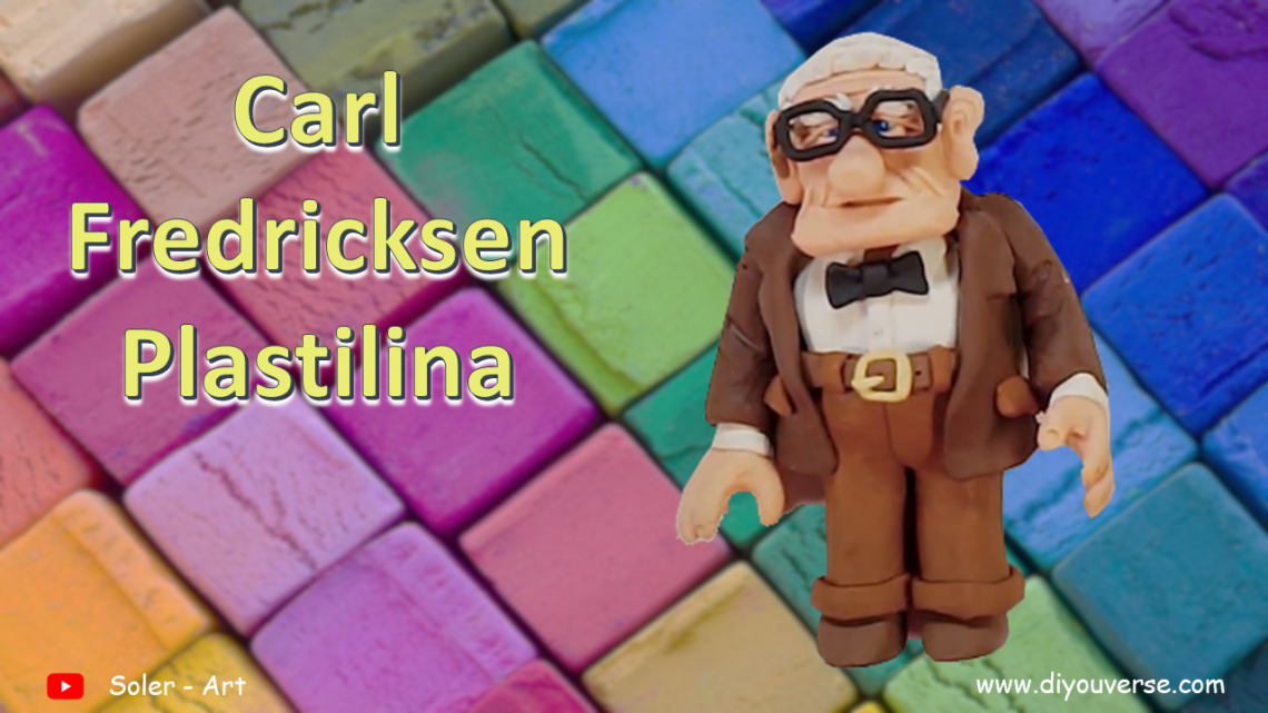 Carl Fredricksen Plastilina