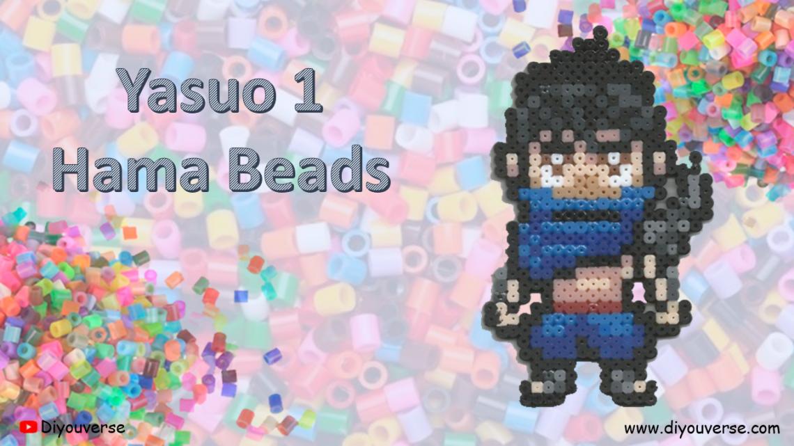 Yasuo 1 Hama Beads