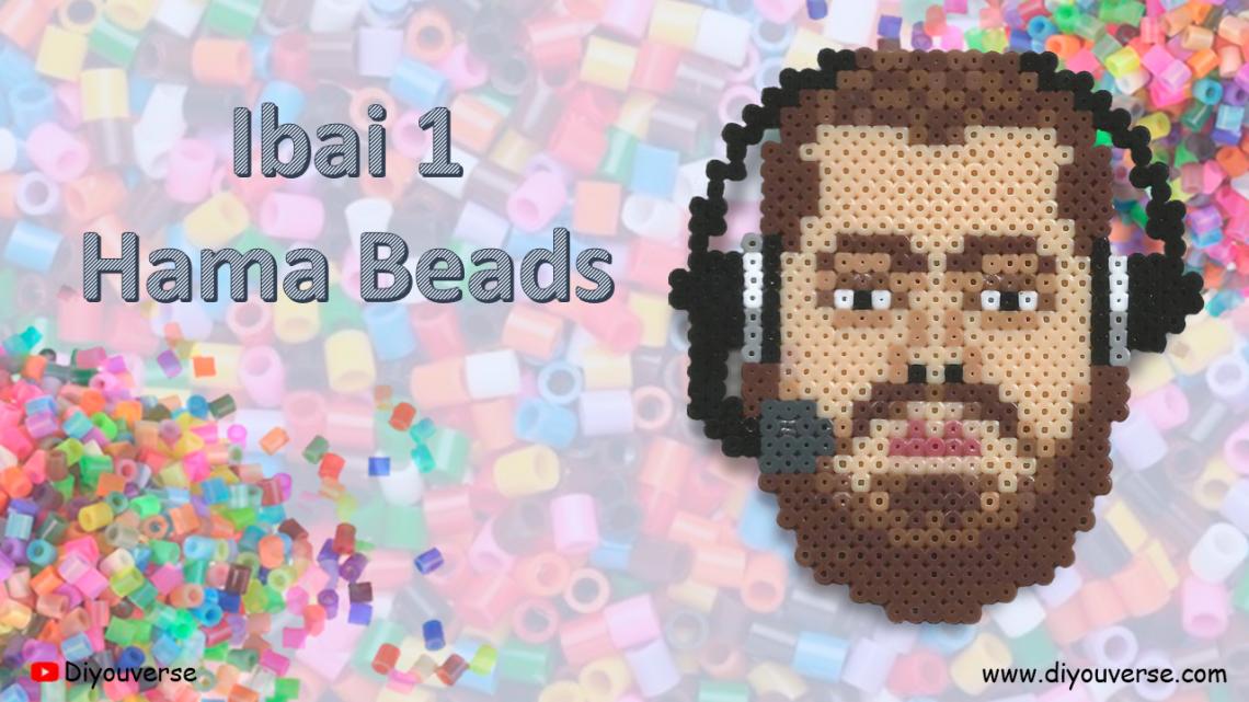 Ibai 1 Hama Beads